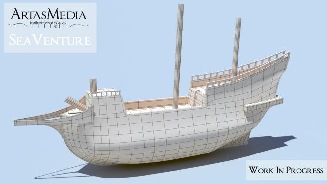 Sea Venture WIP